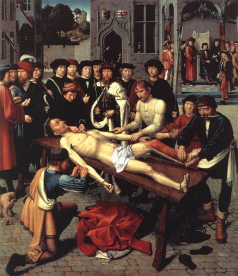 David Gerard. Abrade the skin with corrupt judges