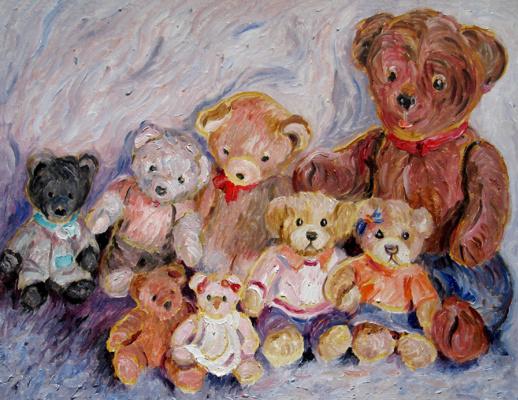 Alexey Vladimirovich Konstantinov. Bears