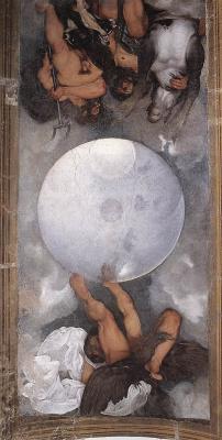 Микеланджело Меризи де Караваджо. Юпитер, Нептун, Плутон