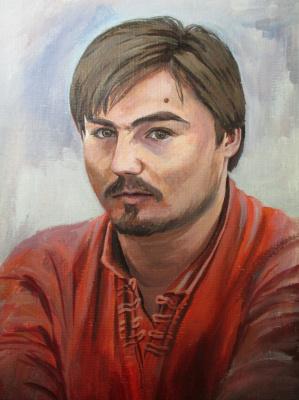 Olga Suncheleeva. Portrait M