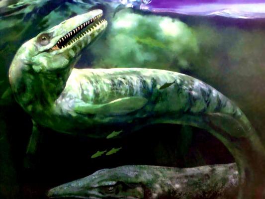 Карен Карр. Мозазавры