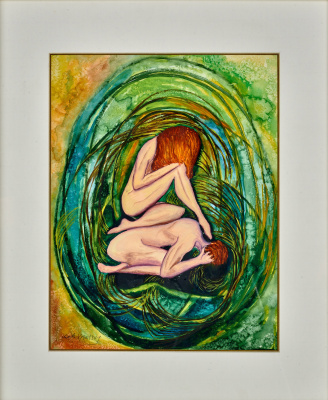 Leda Vysotsky. Emerald Dreams