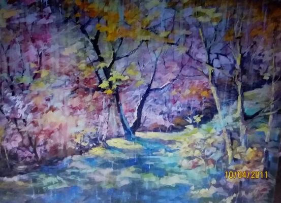 Valentin Nikolaevich Sudnitsyn. Lilac fantasy