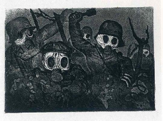 Штормовые войска, выросшие под газом