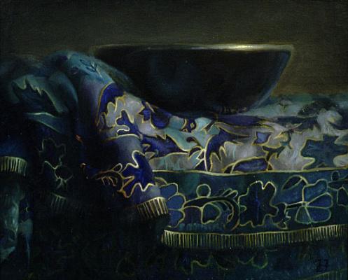 Жюльет Аристид. Ткань и керамика