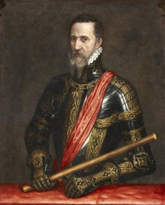 Антонис ван Дасхорст Мор. Фернандо Альварес де Толедо, 3-й герцог Альба