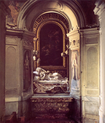 Gian Lorenzo Bernini. Blessed +