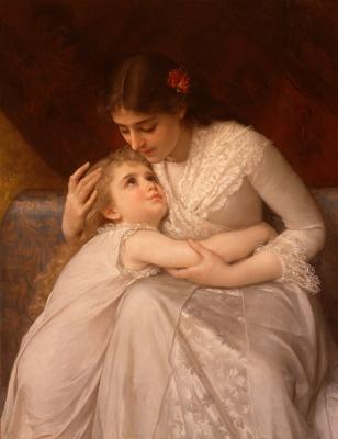 Emil Münje. Forgiveness mother