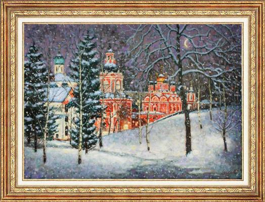 Igor Razzhivin. In Moscow looked fairy tale
