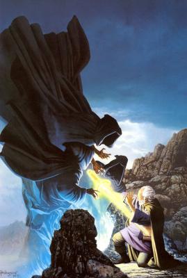 Кит Паркинсон. Волшебный меч