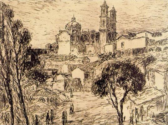 Arturo Souto. Church