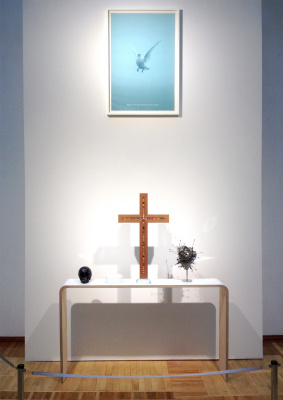Damien Hirst. The altar