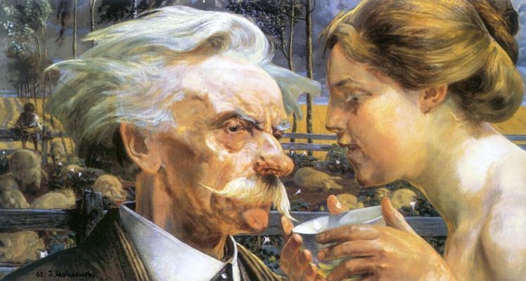 Jacek Malchevsky. Portrait of Stanislav