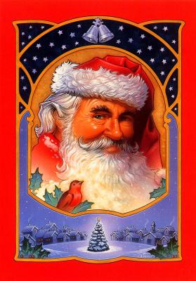 Джеффри Хитч. Санта-Клаус
