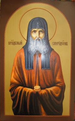 Сергей Павлович Колько. Св.прп.Спиридон