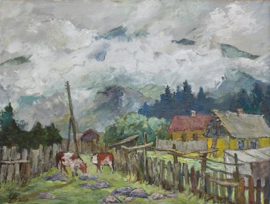 Валерий Васильевич Чевелев. Arshansky Lane