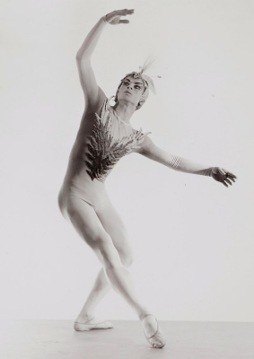 Serge Lido (Sergey Pavlovich Lidov). Rudolf Nureyev as Prince, the ballet Sleeping Beauty