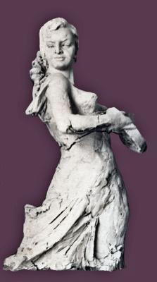 Мария Васильевна Прокофьева. Цыганский танец
