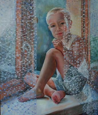 Nataliya Vladimirovna Telesh. Картина на заказ