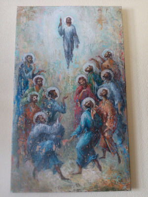 Автандил Невроевич Накашидзе (Кутубидзе). Ascension