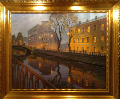 Boris Gorodilin. Saint-Petersburg