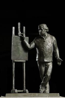 Виктор Безумов. Портрет Сергея Добрякова