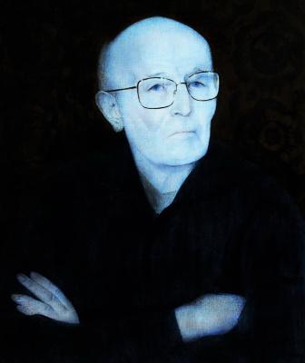 """Portrait of an elderly man"""