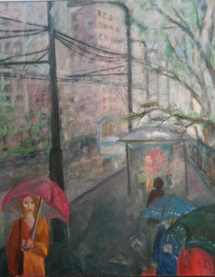 Catherine. Rain