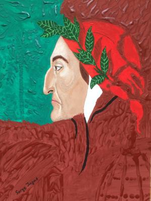 Serge Jagat. Dante Alighieri's Spring of Life