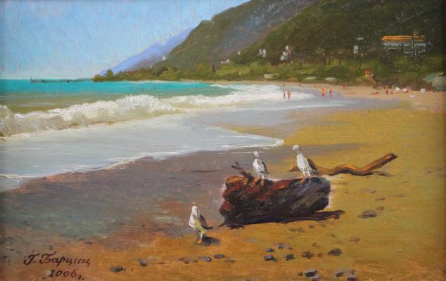 Gennady Shotovich Bartsits. Seagulls