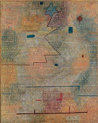 Paul Klee. Rising star