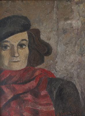 Yuri Andreevich Kovalenko. Portrait.