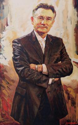 David Shikovich Brodsky. Museum director
