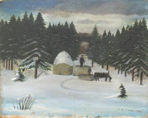 Alexander Vasilyevich Suvorov. Untitled