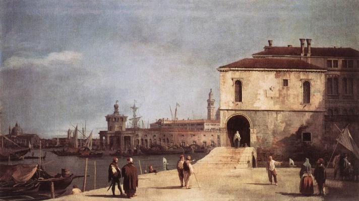 Джованни Антонио Каналь (Каналетто). Фарина
