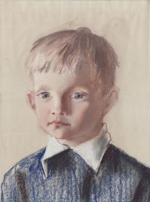 Andrei Alekseevich Pakhomov. Portrait