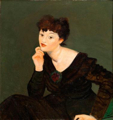Andre Derain. Isabel Lambert