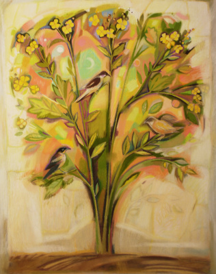 Rumyana Vnukova. The mustard seed parable