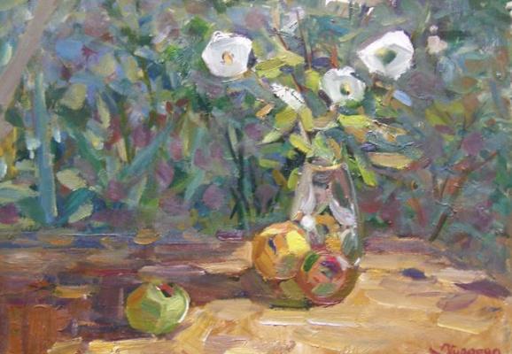 Ксения Хидаева. Цветы