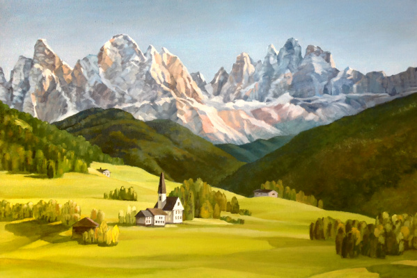 Alan Albegov. Alps