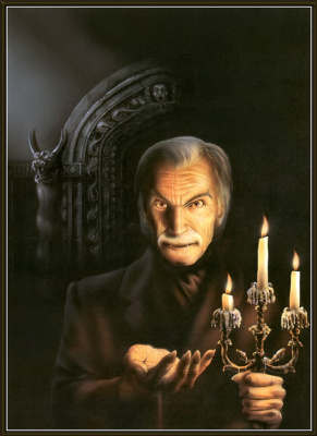 Барри Джонс. Дракула 03