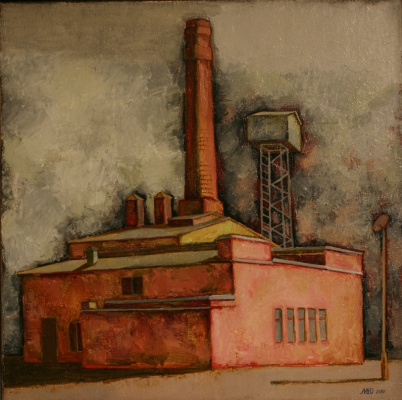 Julia Mikhailovna Malinina. Pink factory
