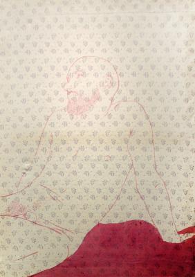 Zoya Falkova. Сидящая Венера