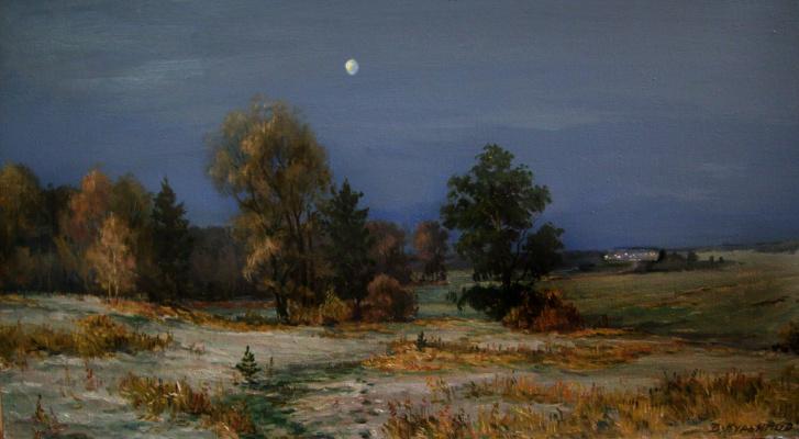 Victor Vladimirovich Kuryanov. Distant lights