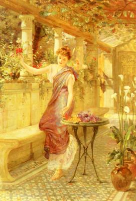 Артур Драммонд. Цветение