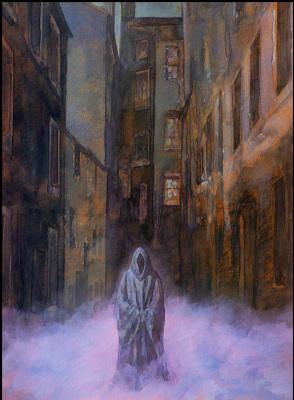 Steven Johnson. Ghost