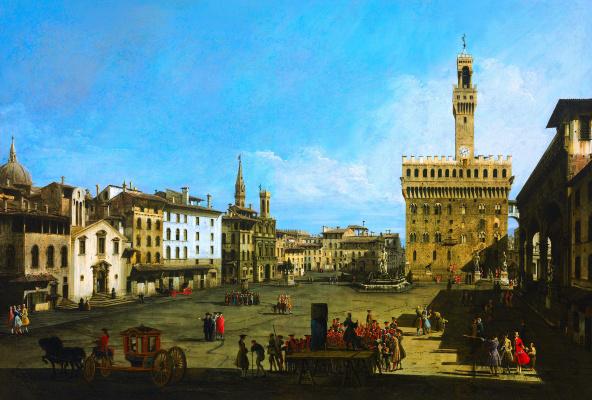 Bernardo Bellotto. Venice