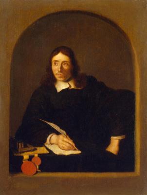 Ари де Войс. Портрет нотариуса