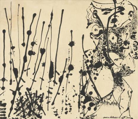 Jackson Pollock. Number 7, 1951