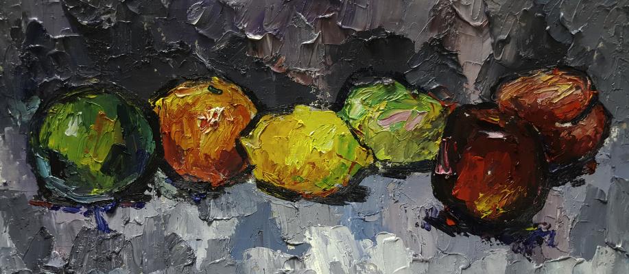 Yuri Leonardovich Uzhdavini. About the fruit.